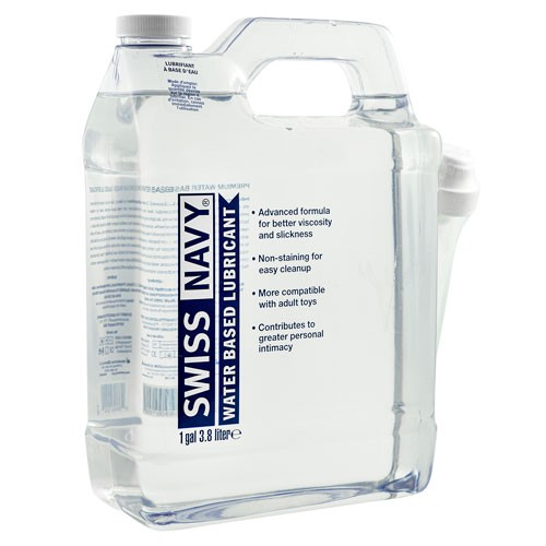 Swiss Navy Water-based lubrikantas 3.8l | SafeSex