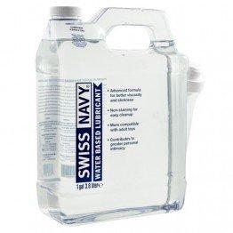 Swiss Navy Water-based lubrikantas 3.8l | SafeSex