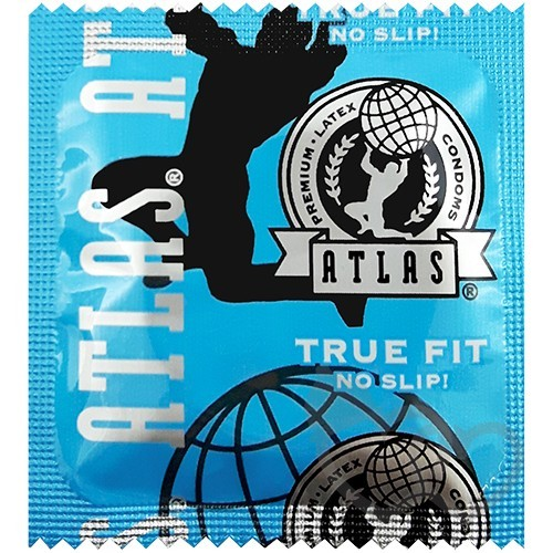 Atlas True Fit prezervatyvai | SafeSex