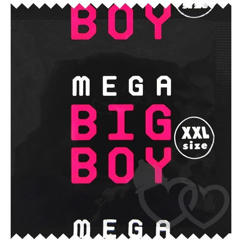 Beyond Seven Mega Big Boy prezervatyvai | SafeSex