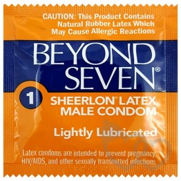 Beyond Seven Ultra Thin prezervatyvai | SafeSex