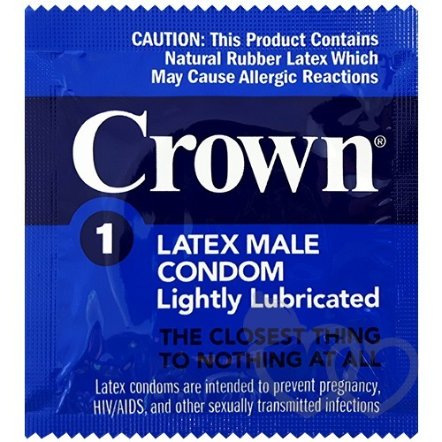 Crown Skinless Skin prezervatyvai | SafeSex