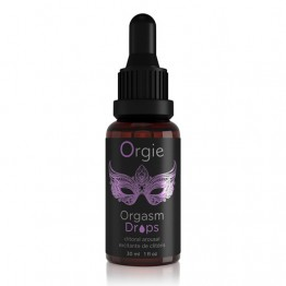 Orgie Orgasm Drops Intimo gelis 30ml | SafeSex