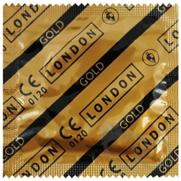 Durex London Gold prezervatyvai | SafeSex