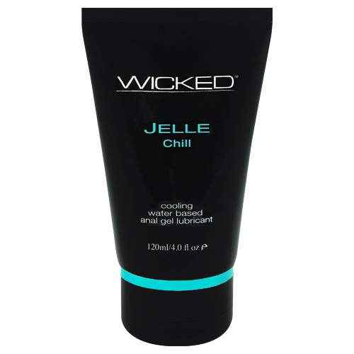 Wicked Jelle Chill Cooling 120ml | SafeSex