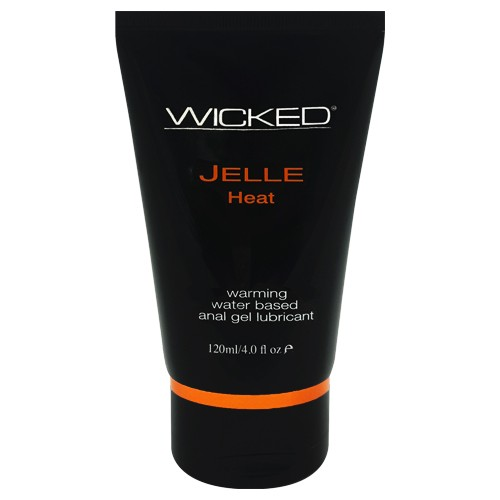 Wicked Jelle Heat Warming 120ml | SafeSex