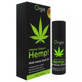 Orgie Intense Orgasm Hemp!...