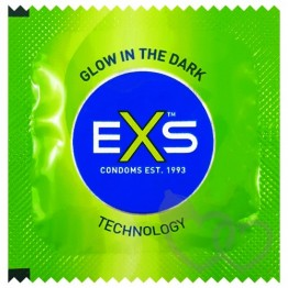EXS Glow in the Dark prezervatyvai | SafeSex