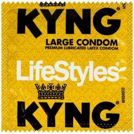 LifeStyles KYNG prezervatyvai | SafeSex