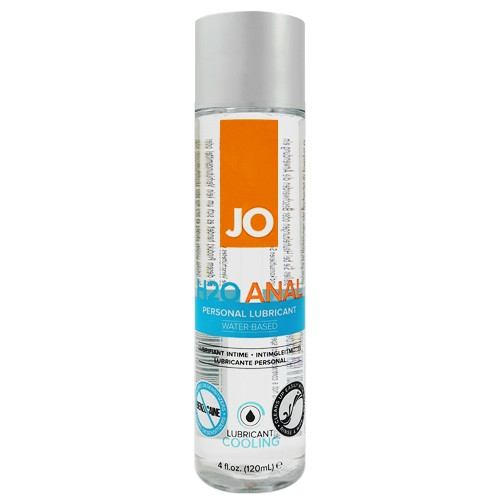 System JO H2O Anal Colling 120ml lubrikantas | SafeSex
