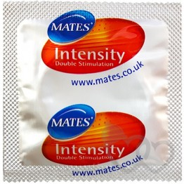 Mates Intensity prezervatyvai | SafeSex