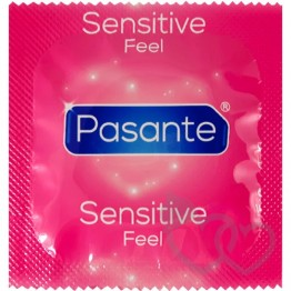 Pasante Sensitive prezervatyvai | SafeSex