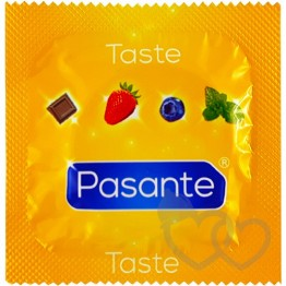 Pasante Strawberry prezervatyvai | SafeSex
