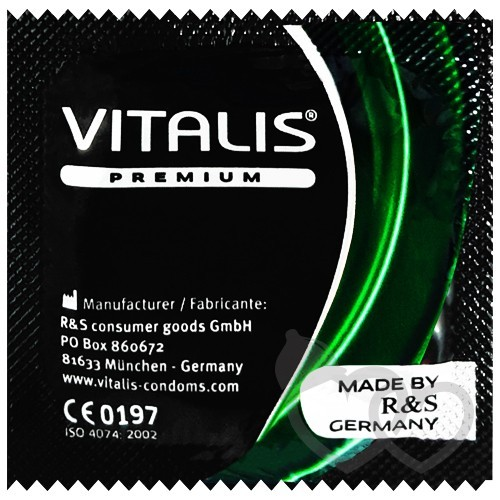 Vitalis Apple prezervatyvai | SafeSex