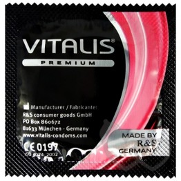 Vitalis Super Thin prezervatyvai | SafeSex