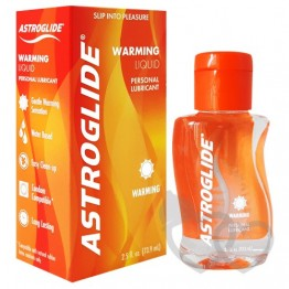 Astroglide Warming Liquid 73.9ml lubrikantas | SafeSex