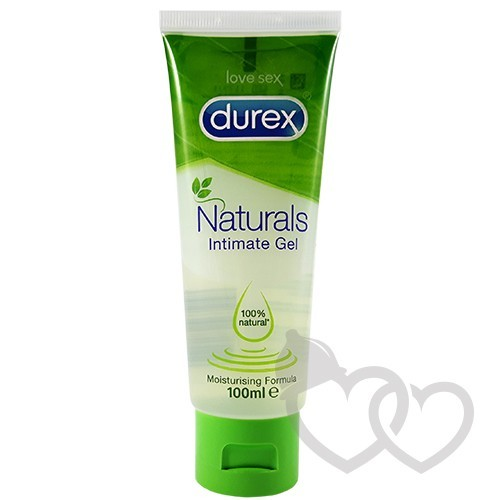 Durex Naturals Intimate gelis 100ml | SafeSex