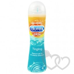 Durex Play Tingle 50ml su dilgčiojimo efektu | SafeSex