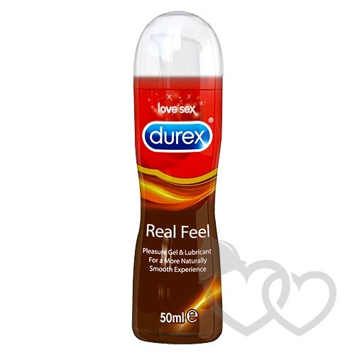 Durex Real Feel 50ml lubrikantas | SafeSex