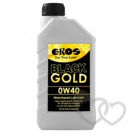 EROS Black Gold OW40 1000ml lubrikantas | SafeSex