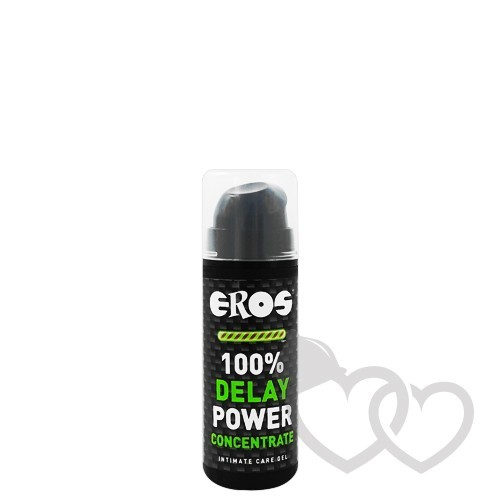 EROS Delay Power Concentrate gelis 30ml | SafeSex
