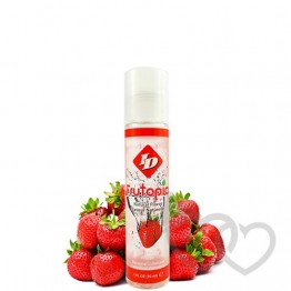 Braškių aromato ID Frutopia Strawberry 30ml | SafeSex