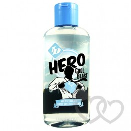 ID Hero Cool Blast 130ml lubrikantas | SafeSex
