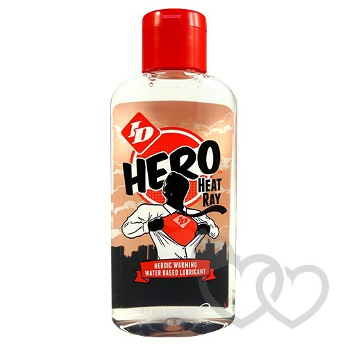 ID Hero Heat Ray 130ml šildantis lubrikantas | SafeSex