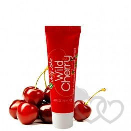 ID Juicy Wild Cherry 12ml vyšninis lubrikantas | SafeSex