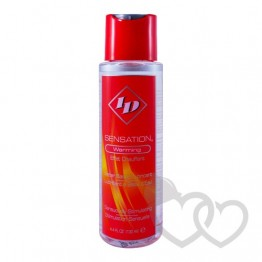 ID Sensation Warming 130ml šildantis lubrikantas | SafeSex