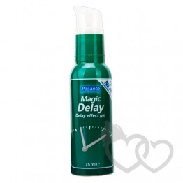 Pasante Magic Delay uždelsiantis gelis 75ml | SafeSex