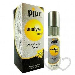 pjur Analyse Me Comfort analinis purškiklis 20ml | SafeSex