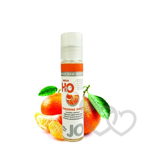 System JO H2O Tangerine Dream 30ml | SafeSex