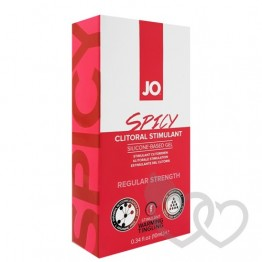 System JO SPICY Clitoral Stimulant 10ml | SafeSex