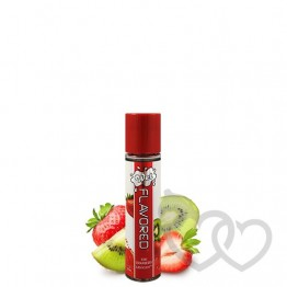 Kivių ir braškių Wet Flavored Kiwi Strawberry 30ml | SafeSex