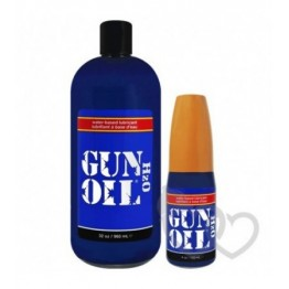 Gun Oil H2O lubrikantas 960ml | SafeSex