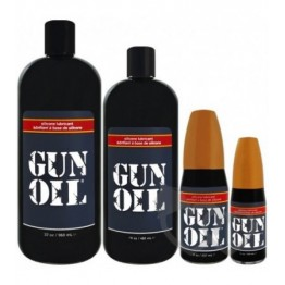 Gun Oil Silicone lubrikantas 237ml | SafeSex