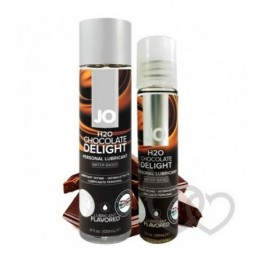 Šokolado aromato System JO H2O Chocolate Delight 120ml | SafeSex