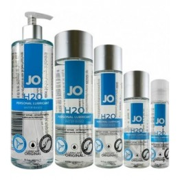 System JO H2O Water-based lubrikantas 480ml | SafeSex
