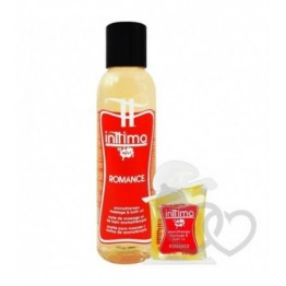 Inttimo By Wet Romance Oil gelis su 7 vitaminais 120ml | SafeSex