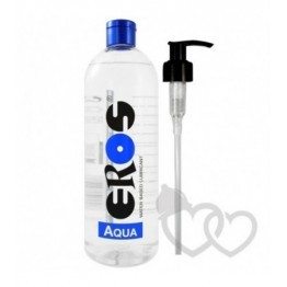 EROS Aqua Water-based lubrikantas 1l | SafeSex
