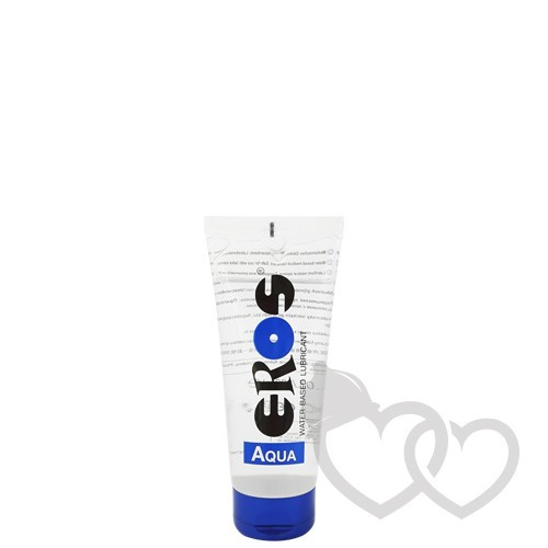 EROS Aqua Water-based Tube lubrikantas 200ml | SafeSex