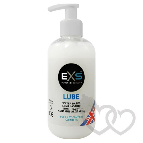 EXS Silk – švelnus it šilkinis lubrikantas 250ml | SafeSex