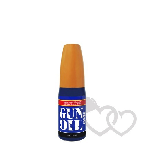 Gun Oil H2O lubrikantas 120ml | SafeSex