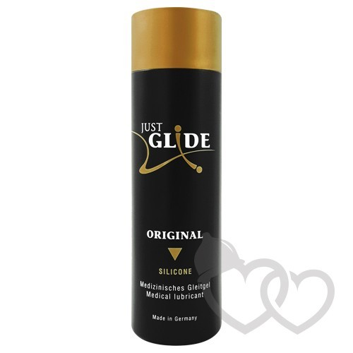 Just Glide Original Silicone lubrikantas 200ml | SafeSex