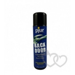 pjur Back Door Comfort analinis lubrikantas 100ml | SafeSex