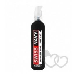 Swiss Navy Premium ANAL lubrikantas 237ml | SafeSex