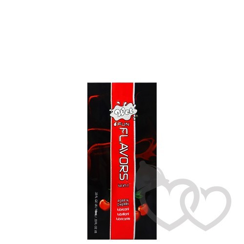 Vyšnių kvapo Wet Fun Flavors Popp'N Cherry 10ml | SafeSex