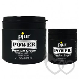 pjur Power Premium kremai 500ml | SafeSex