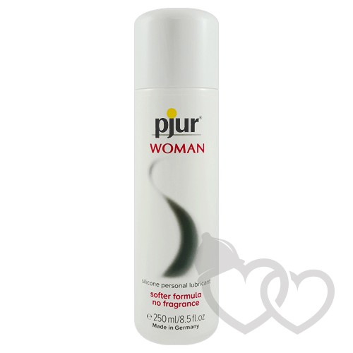 pjur Woman Body Glide lubrikantas 250ml | SafeSex